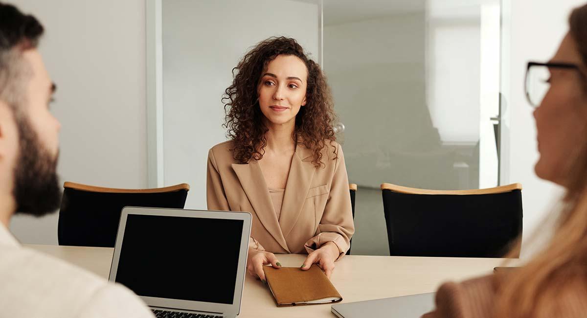 como responder a una entrevista de trabajo sin experiencia