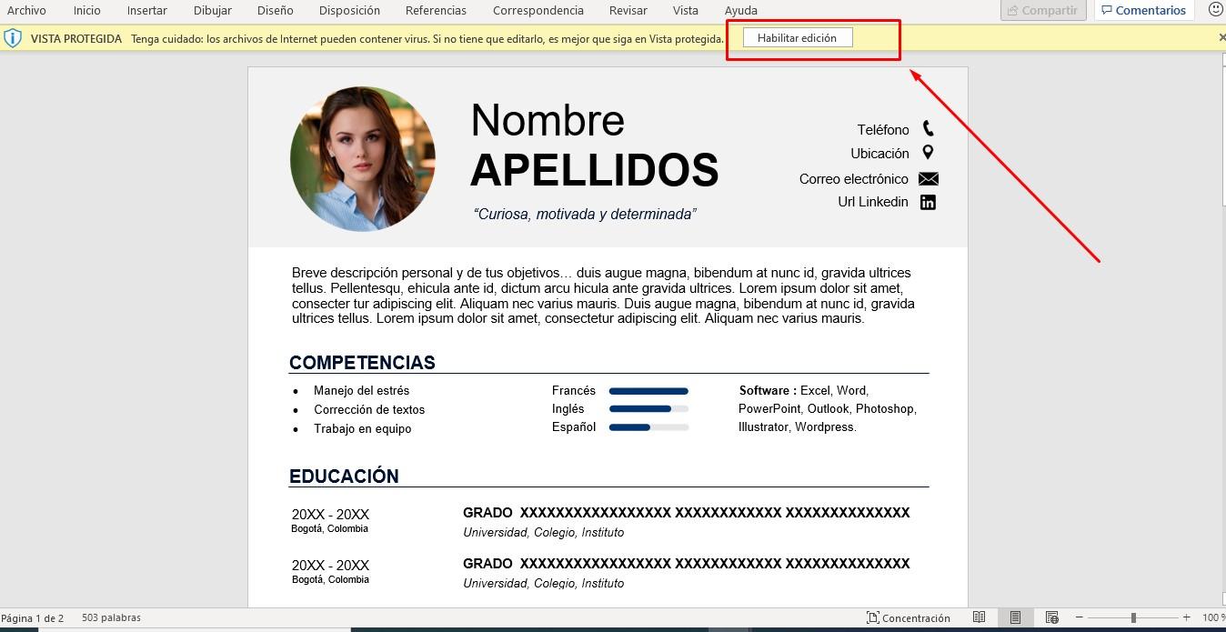 editar-hoja-de-vida-online-colombia